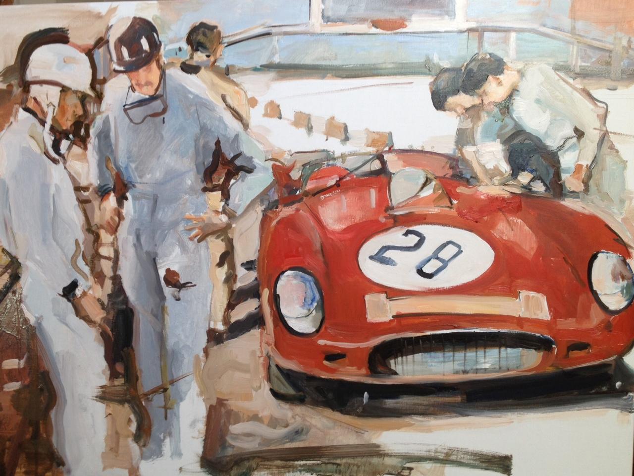Ferrari-Testarossa