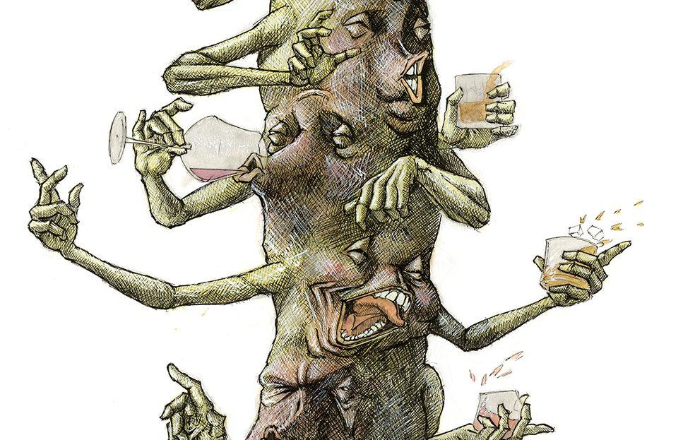 Drunken Totems