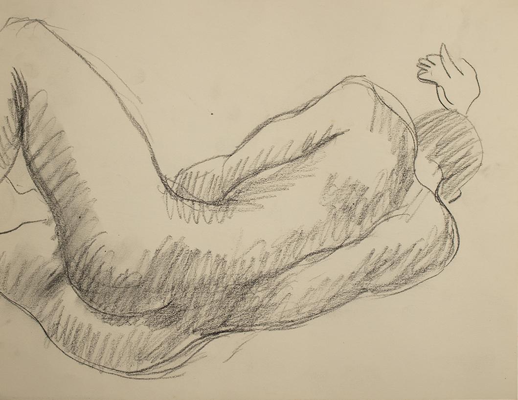 Nude Sleeping male .2